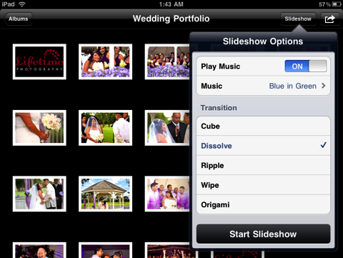Creating Slide Shows in iPad's Keynote - AppleMatters