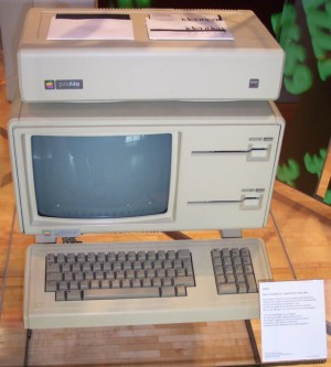 Lisa II/Macintosh XL