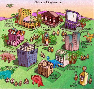eworld town square