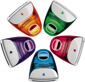 iMac 5 flavors